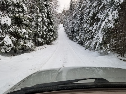 2018 Road Conditions | tallpinesrally com